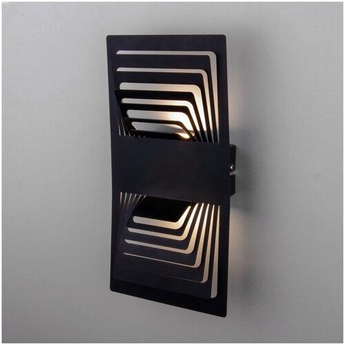 Интерьерная подсветка Elektrostandard Onda LED чёрный (MRL LED 1025)