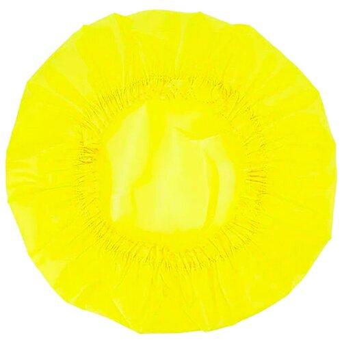 Шапочка для душа, цвет желтый