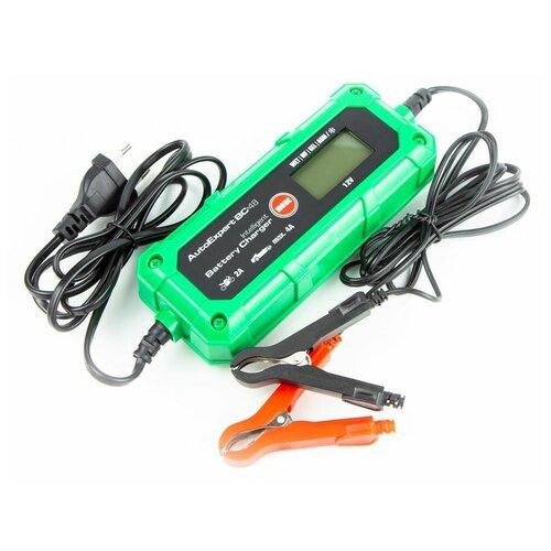 Фото - Зарядное устройство AutoExpert BC-48 зеленый зарядное устройство autoexpert bc 65