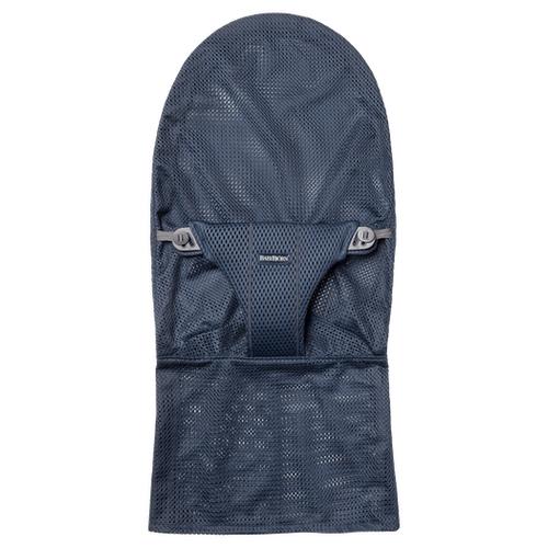 Фото - Чехол BabyBjorn Extra Fabric Seat for Bouncer Bliss Mesh, темно-синий эргорюкзак babybjorn move mesh navy blue