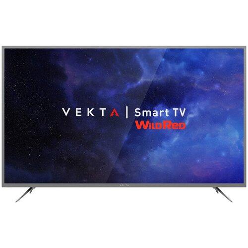 Фото - Телевизор VEKTA LD-65SU8731SS 65 (2019), серый телевизор vekta ld 65su8731ss 65 2019 серый