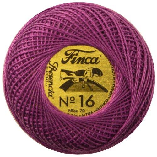 Купить Мулине Finca Perle(Жемчужное), №16, однотонный цвет 2615 71 метр 00008/16/2615, Мулине и нитки для вышивания
