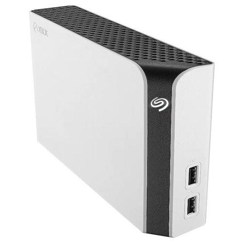 Seagate Внешний жесткий диск-хаб Game Drive Hub для Xbox 8 ТБ (STGG8000400) белый