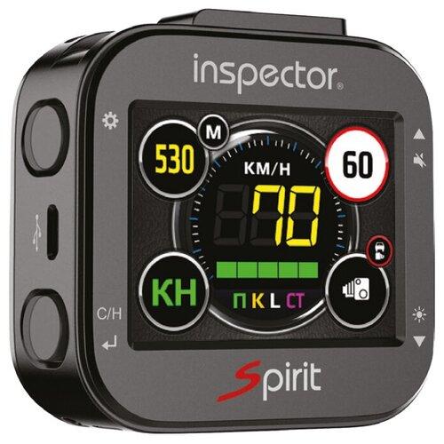 Радар-детектор Inspector Spirit радар детектор inspector spirit air