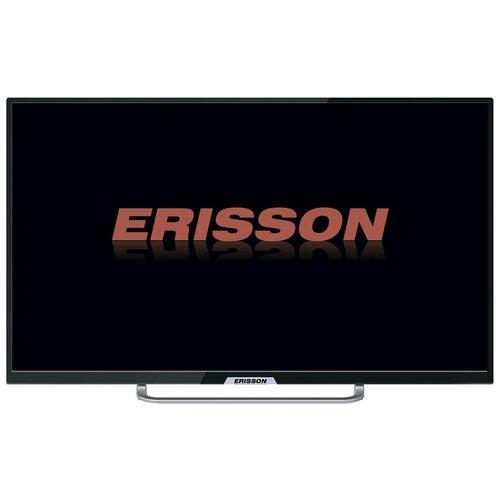 Фото - Телевизор Erisson 50ULES85T2 Smart 50 (2018), черный led телевизор erisson 55ules85t2 smart