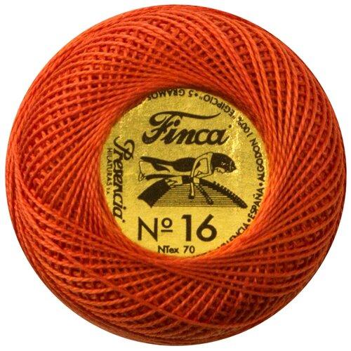 Купить Мулине Finca Perle(Жемчужное), №16, однотонный цвет 1485 71 метр 00008/16/1485, Мулине и нитки для вышивания