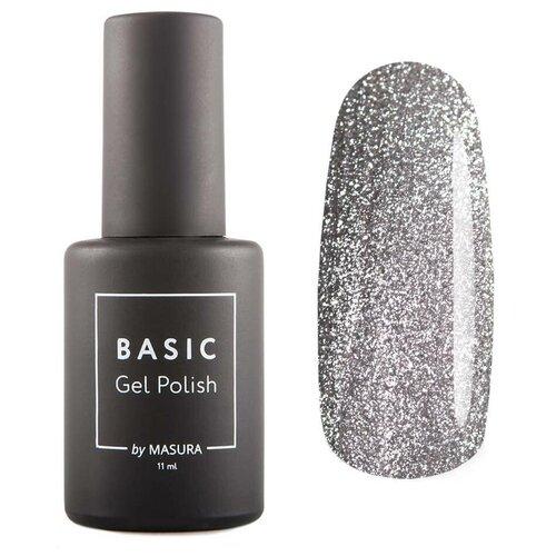 Гель-лак для ногтей Masura Basic, 11 мл, Жемчужный эликсир гель лак для ногтей masura basic 11 мл саргассово море