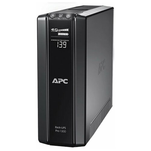 Интерактивный ИБП APC by Schneider Electric Back-UPS Pro BR1500GI недорого