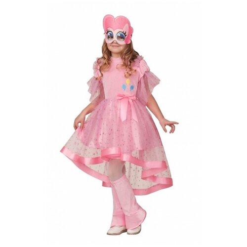 Купить Костюм Пинки Пай с маской, 104 см., Батик, Карнавальные костюмы