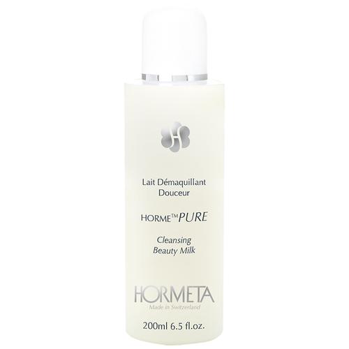 Hormeta молочко для снятия макияжа Cleansing Beauty Milk, 200 мл excellance moscow gentle cleansing milk молочко для снятия макияжа