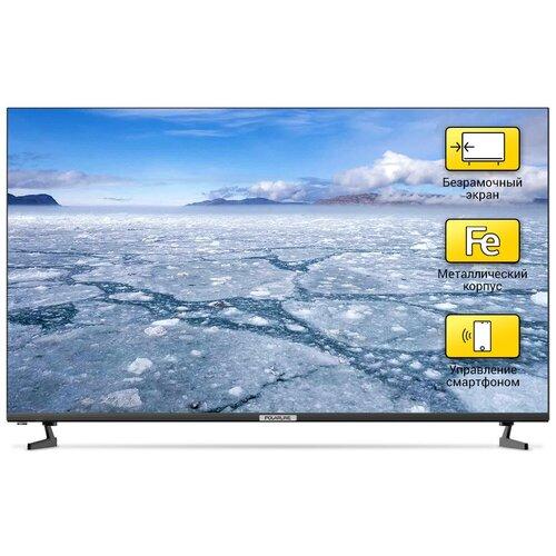 Фото - Телевизор Polarline 50PL52STC-SM 50 (2019), черный телевизор polarline 65pu51tc sm 65 2018 серебристый
