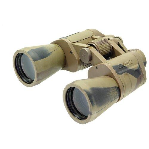 Фото - Бинокль Veber Classic БПЦ 16x50 VR камуфлированный бинокль veber бпц zoom 7 21x40 с85 чёрный