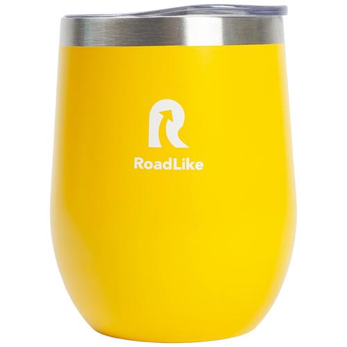 Термокружка RoadLike Mug 350мл, желтый