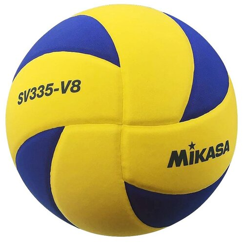 Волейбольный мяч Mikasa SV335-V8 желтый/синий