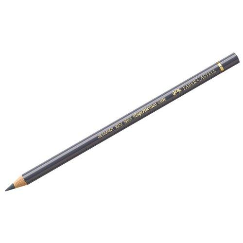 Купить Карандаш художественный Faber-Castell Polychromos , цвет 234 холодный серый V, Цветные карандаши
