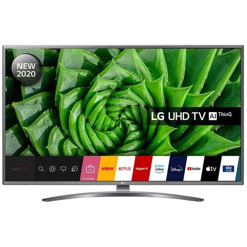 Фото - Телевизор LG 43UN81006LB 43 (2020), темный графит телевизор lg 43 43um7490plc белый