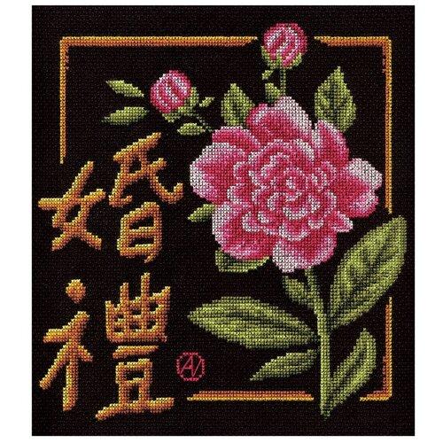 Купить PANNA Набор для вышивания Бракосочетание 25 х 25 см (I-1152), Наборы для вышивания