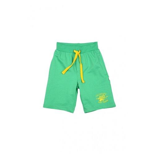Шорты Mini Maxi, 0715, цвет желтый/зеленый 0715(4)зел-желт-92 92