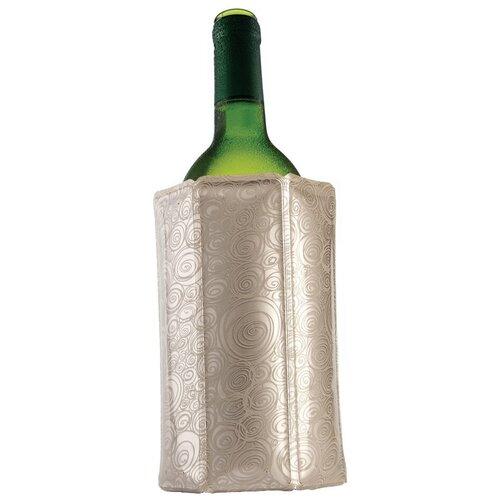 Фото - Чехол для бутылки VacuVin Active Cooler Wine, платина подарочный набор giftset wine essentials 6 пр 6889060 vacuvin