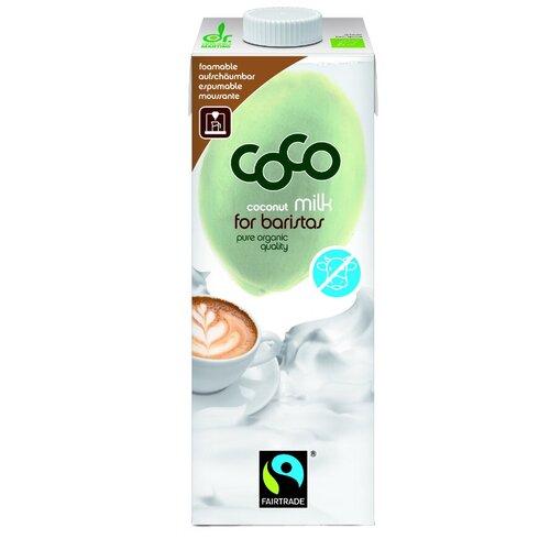 Кокосовый напиток Dr. Antonio Martins Coco for baristas 2.9%, 1 л фото