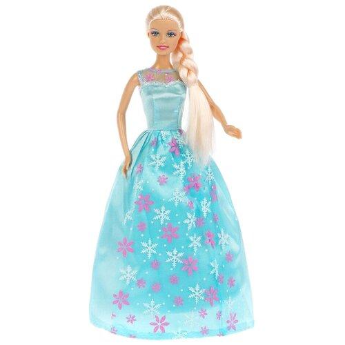 Кукла Defa Lucy Принцесса 29 см 8326 в голубом