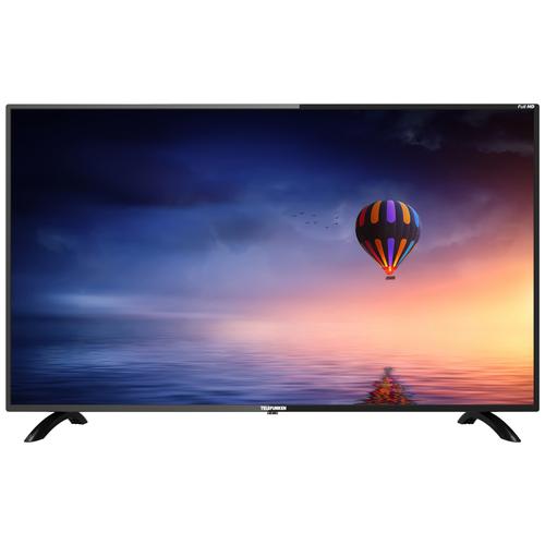 Фото - Телевизор TELEFUNKEN TF-LED43S45T2S 43 (2020), черный телевизор telefunken 43 tf led43s45t2s черный