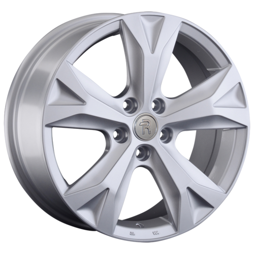 Фото - Колесный диск Replay TY214 7.5х18/5х114.3 D60.1 ET30, S колесный диск replay ty107 7 5х19 5х114 3 d60 1 et30 silver