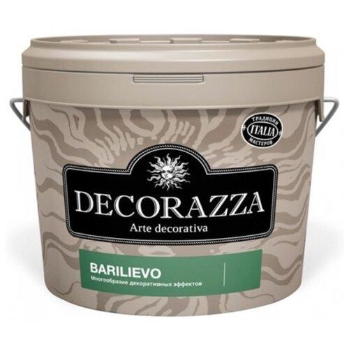 Декоративное покрытие Decorazza Barilievo белый 15 кг