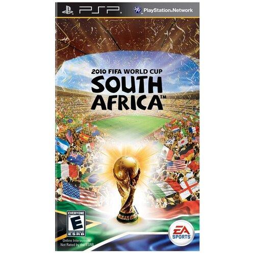 Игра для PlayStation Portable 2010 FIFA World Cup South Africa, английский язык недорого