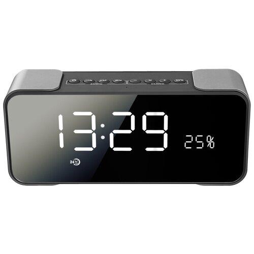 Портативная акустика Ginzzu GM-884B, черный