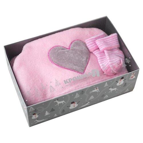 Подарочный набор Крошка Я Сердце подарочный набор крошка я карамелька