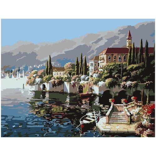 Купить Картина по номерам Варенна, 70 х 100 см, Красиво Красим, Картины по номерам и контурам