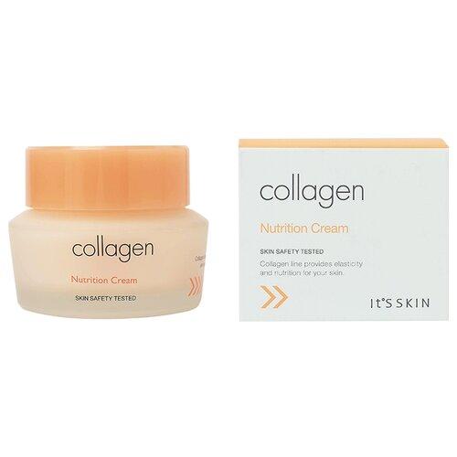 Фото - It'S SKIN Collagen Nutrition Cream Питательный крем для лица, 50 мл биологически активный комплекс advanced nutrition programme skin vitality 60 мл