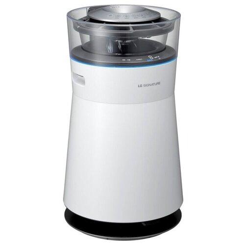 Очиститель/увлажнитель воздуха LG LSA50A, белый
