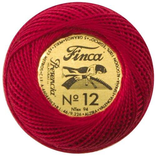 Купить Мулине Finca Perle(Жемчужное), №12, однотонный цвет 1667 53 метра 00008/12/1667, Мулине и нитки для вышивания