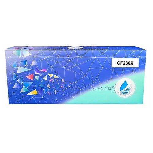 Фото - Картридж Aquamarine CF230X (совместимый с картриджем HP CF230X / HP 30X) картридж aquamarine cf412a совместимый с картриджем hp cf412a hp 410a