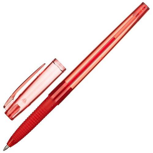 Купить Ручка шариковая PILOT Super Grip G BPS-GG-F-R резин.манжет. красная 0, 22мм 3 штуки, Ручки