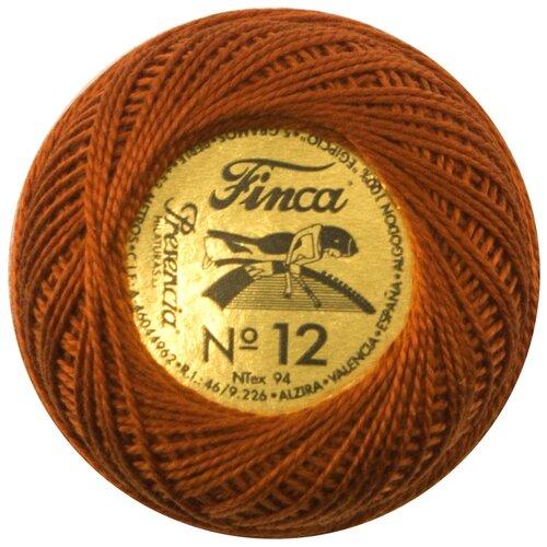 Купить Мулине Finca Perle(Жемчужное), №12, однотонный цвет 7656 53 метра 00008/12/7656, Мулине и нитки для вышивания