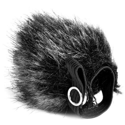 Фото - Ветрозащита ворсовая BOYA BY-B05 ветрозащита boya by b04 для микрофонов пушек