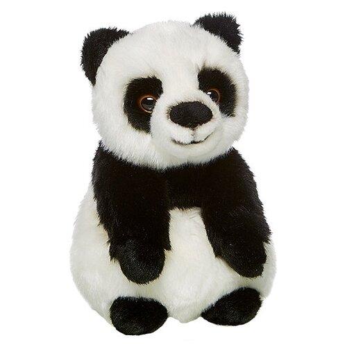 Купить Мягкая игрушка MaxiLife Панда 24 см, Мягкие игрушки