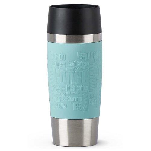 Фото - Термокружка EMSA Travel Mug Classic, 0.36 л голубой термокружка emsa travel mug grande 0 5 л красный