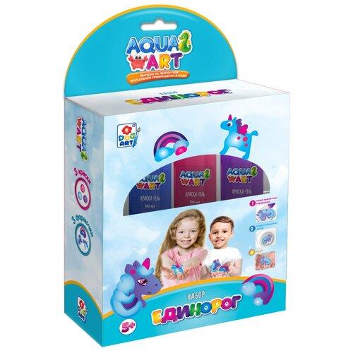 Купить 1 TOY Набор Aqua Art Единорог (Т20080), Поделки и аппликации