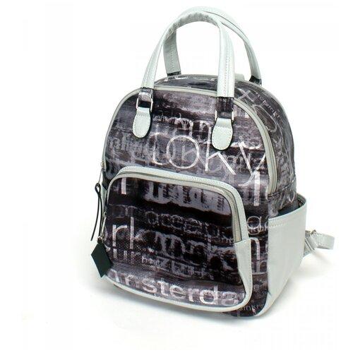 Женский рюкзак экокожа(искусственная кожа) + текестиль Adelia 532863