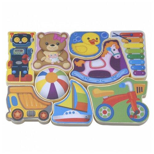 Пазл Playgo Занимательные игрушки Play 1997 развивающие игрушки playgo цветовые эффекты