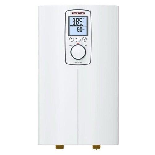 Проточный электрический водонагреватель Stiebel Eltron DCE-X 10/12 Premium, белый проточный электрический водонагреватель stiebel eltron dce s 10 12 plus белый