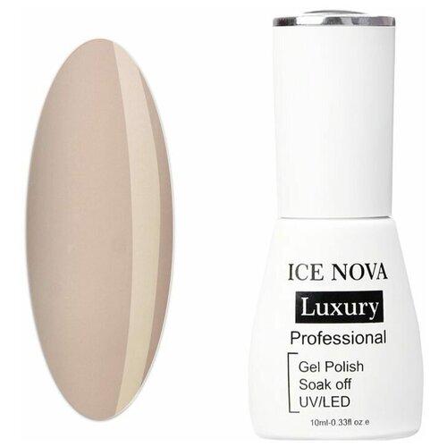 Купить Гель-лак для ногтей ICE NOVA Luxury Professional, 10 мл, 125