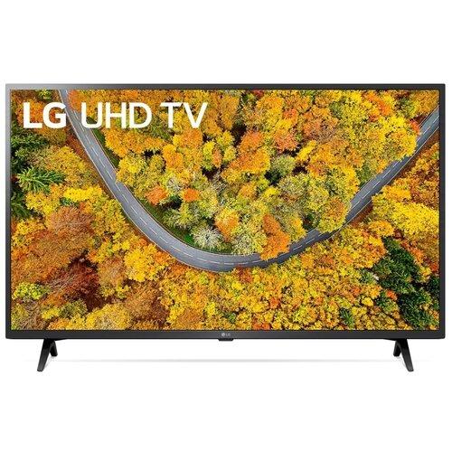 Фото - Телевизор LG 43UP76006LC 43, черный телевизор lg 43 43um7490plc белый