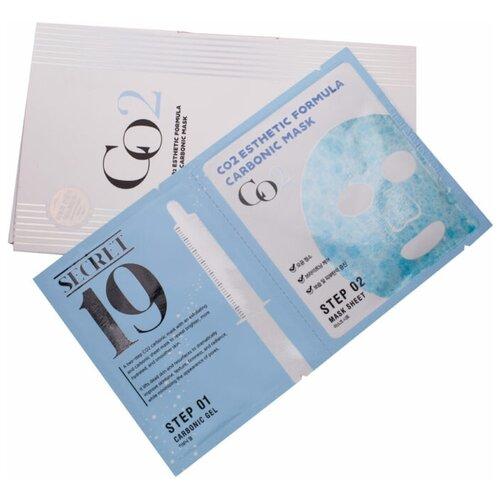 Купить Esthetic House Маска-активатор Карбокситерапия CO2 Esthetic Formula Carbonic mask Sheet, 15 мл