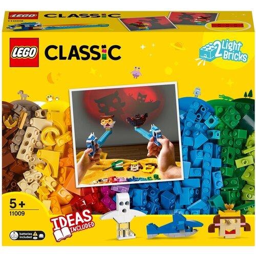 Конструктор LEGO Classic 11009 Кубики и освещение