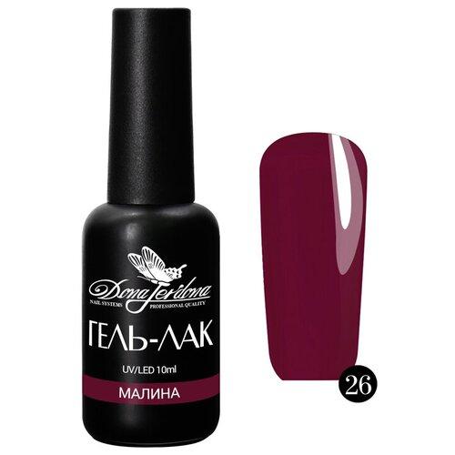 Гель-лак для ногтей Dona Jerdona Maxi Effect, 10 мл, №26 Малина гель лак для ногтей dona jerdona 5d cat s eye 10 мл 012 лиловая тайна